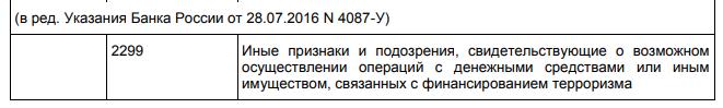 Основания блокировки карты Положение №375-П Центробанка