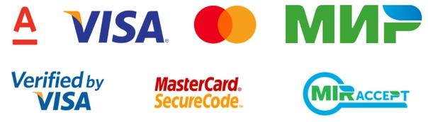 Платежные системы лого